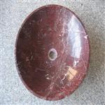 洗脸盆洗手盆石头盆石材洁具紫罗红