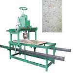 荔枝面石材剁板机