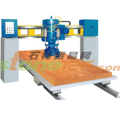JY-M800-1200桥式单头自动磨光机