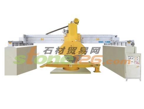 SQC-1200橋式切石機(中切機)