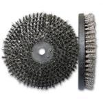 圆形Ф300mm钢丝刷