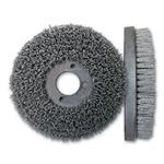 圆形Ф250mm研磨刷出口型加胶
