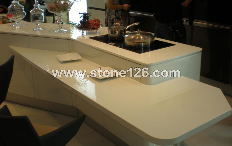 【供应】亚克力人造石厨房台面图片