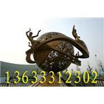 铜球雕塑,建筑雕塑,不锈钢雕塑
