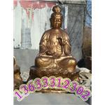 佛像雕塑,铜雕塑,庙宇雕塑