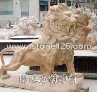 石雕动物加工