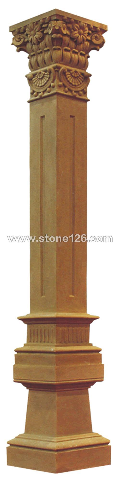 钢结构方柱与粱连接