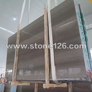矿区直销 精品灰木纹大理石板