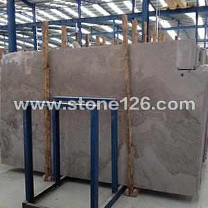 嘉岩石材供应 雅典木纹反切面大板