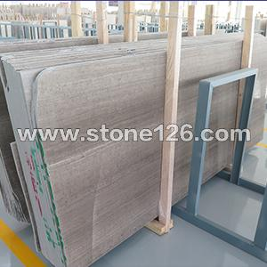嘉岩石材 专业供应 贵州灰木纹大理石