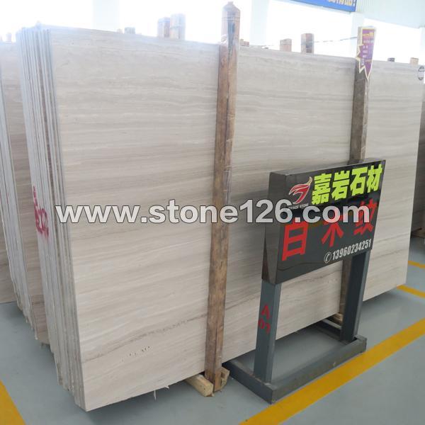 1.8cm厚1.5米高超白底白木纹精品大