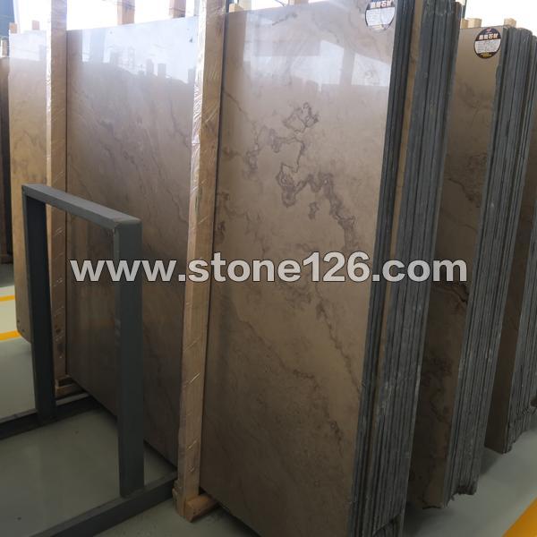 嘉岩石材独家供应水墨典雅大理石板