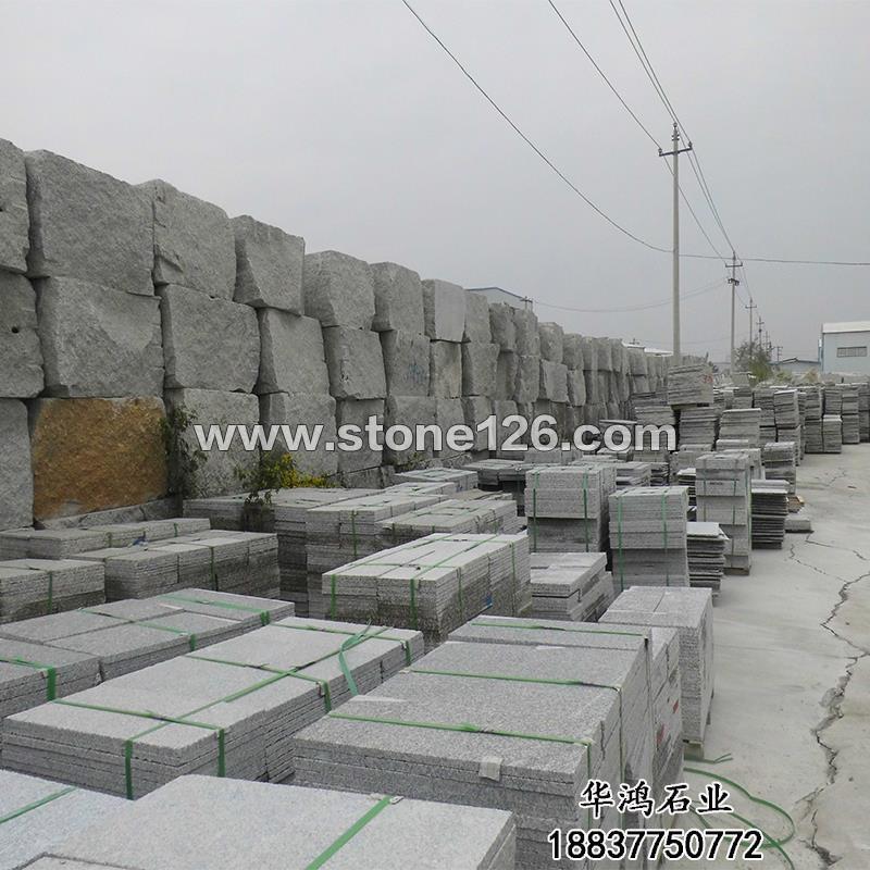 花岗岩成品工厂库存处理