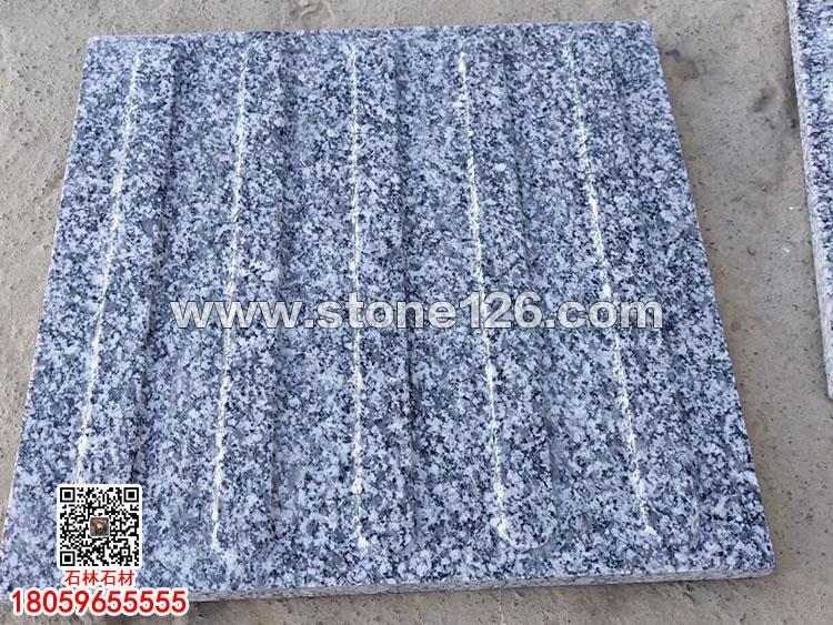 芝麻灰盲道石G655灰麻盲道板导盲砖